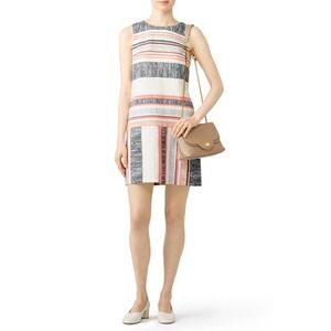 Anthropologie Hutch Lydia striped dress size small